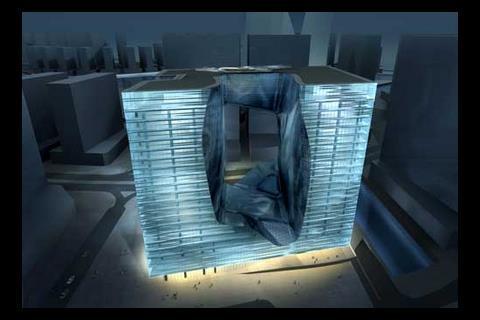 Zaha Hadid Dubai design for Opus